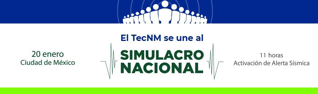 SIMULACRO NACIONAL ENERO 2020