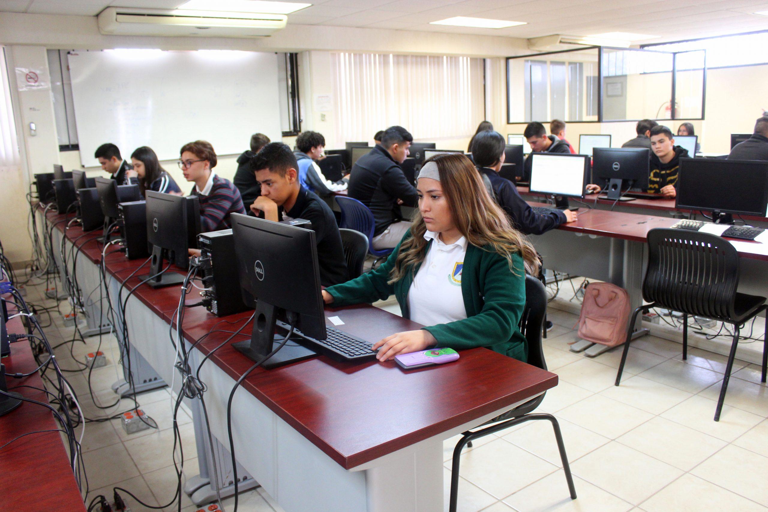 PROMUEVE TECNM CAMPUS AGUA PRIETA LA CIENCIA EN ESCUELAS DE NIVEL MEDIO SUPERIOR