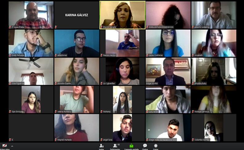 Estudiantes del TecNM Campus Agua Prieta reciben conferencia sobre transferencia de tecnología
