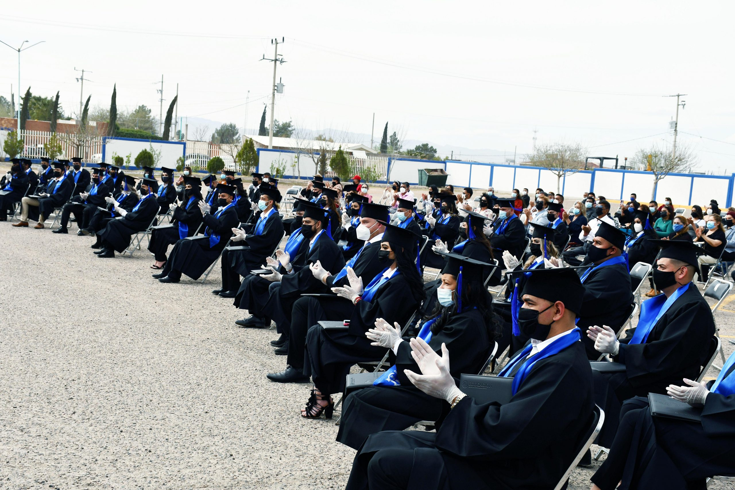 El TecNM Campus Agua Prieta, realiza emotiva ceremonia de Graduación Generación 2016-2020